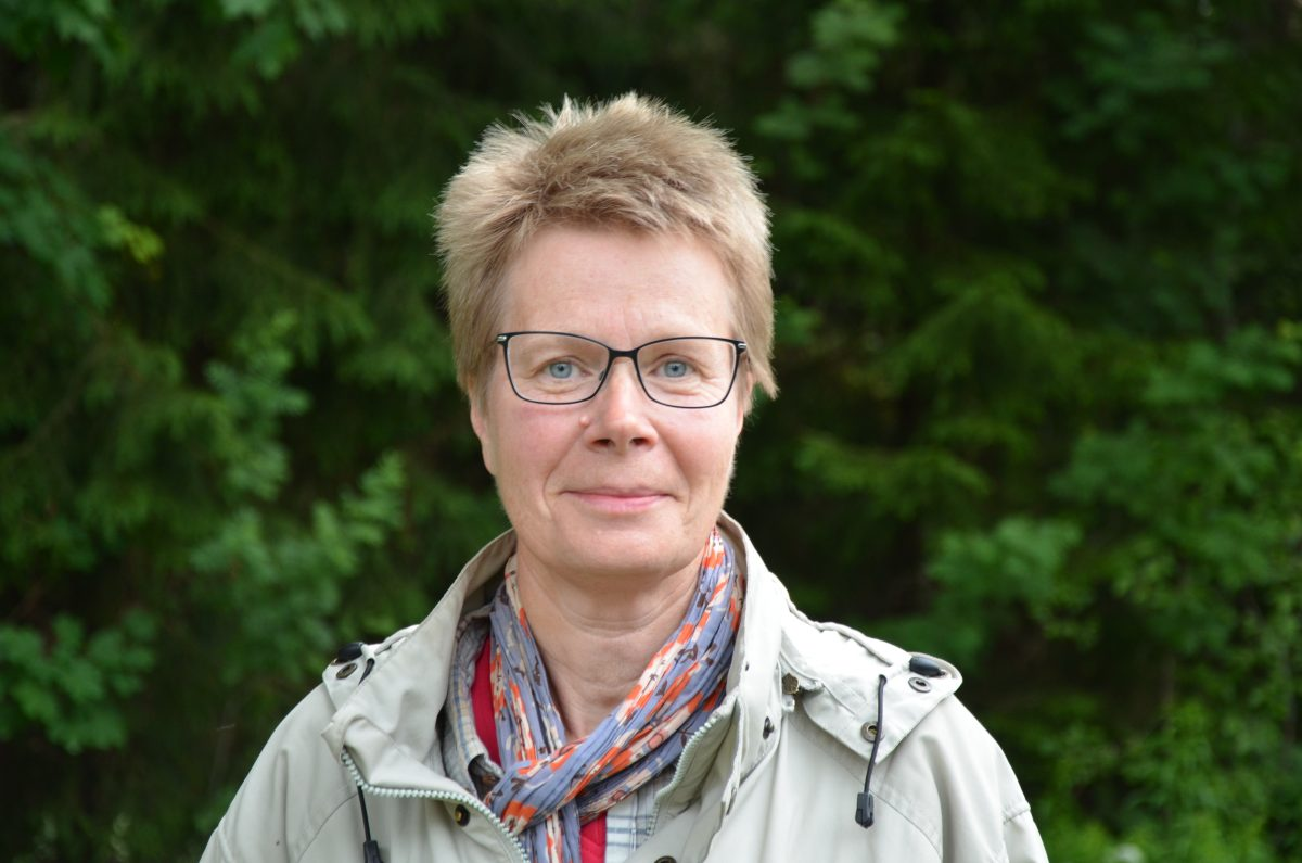 Maria Berdén